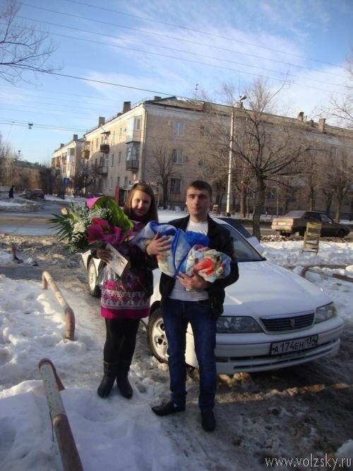 <b>Волжский.ру</b> поздравляет влюбленных!