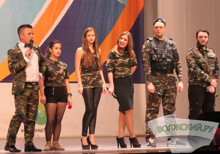 Волжской лиге КВН «Атмосфера» 1 год