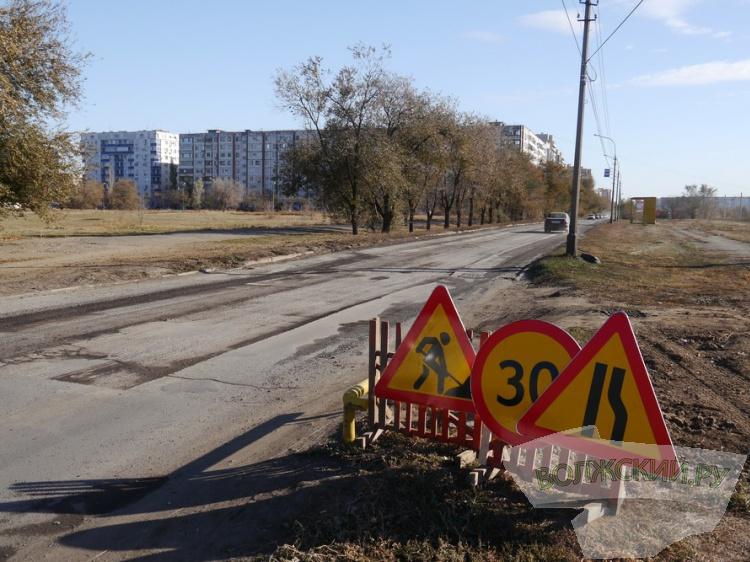 В августе в Волжском планируют отремонтировать более 6 тысяч кв.м. дорог