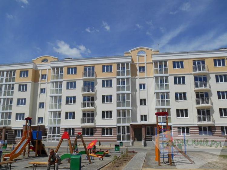 В Волжском 16 сирот получат квартиры до конца мая
