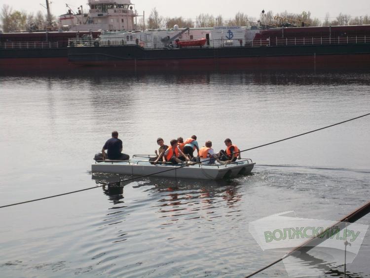 Юные волжане-яхтсмены не могут попасть в парусную школу