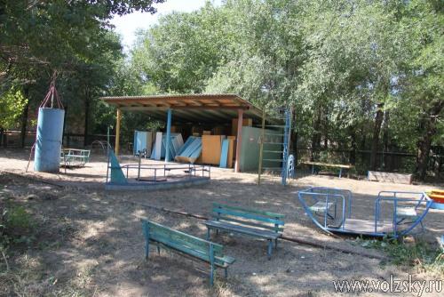Завершается капремонт ещё одного детского сада
