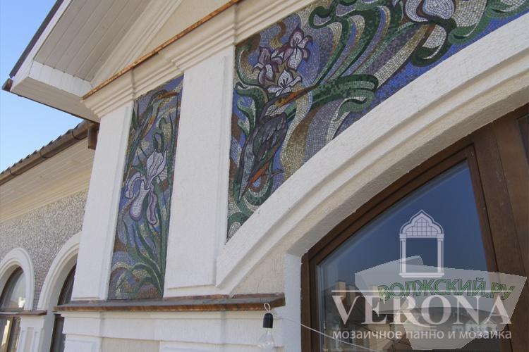8 преимуществ мозаики в декоре интерьера