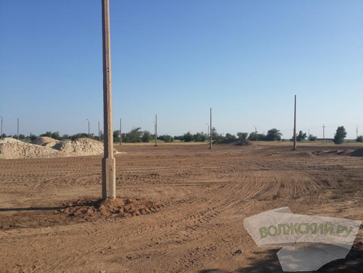 «Чистотой» благоустройства парка «Волжский» заинтересовались общественники