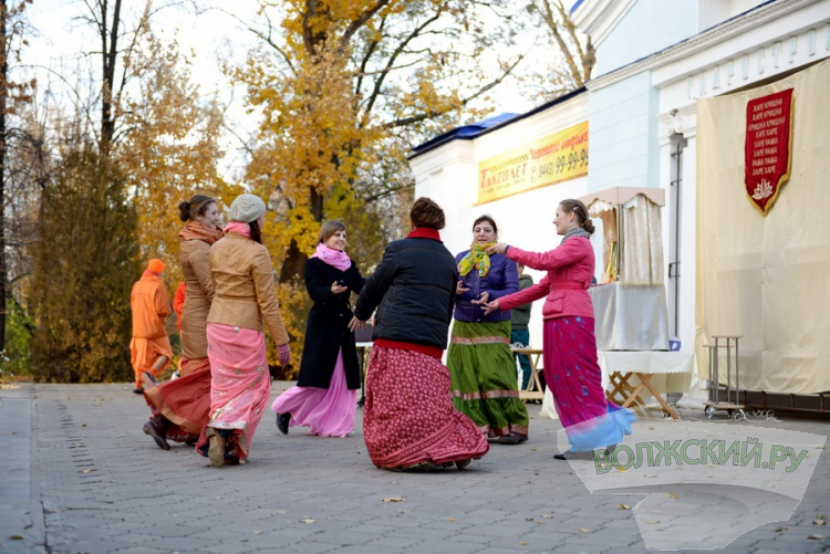 День народного единства в Волжском: большой фотоотчет
