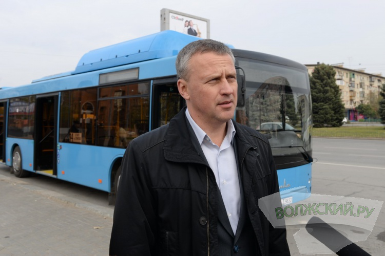 Волжане тестируют новые белорусские автобусы
