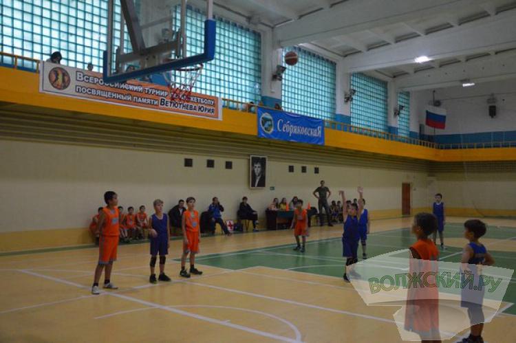 Волжские баскетболисты стали призерами Всероссийского турнира