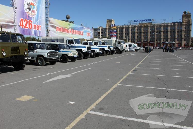 Учения спецслужб в Волжском прошли успешно