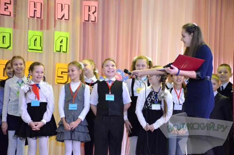 Георгий Шкадаков стал «Учеником года» среди начальных классов