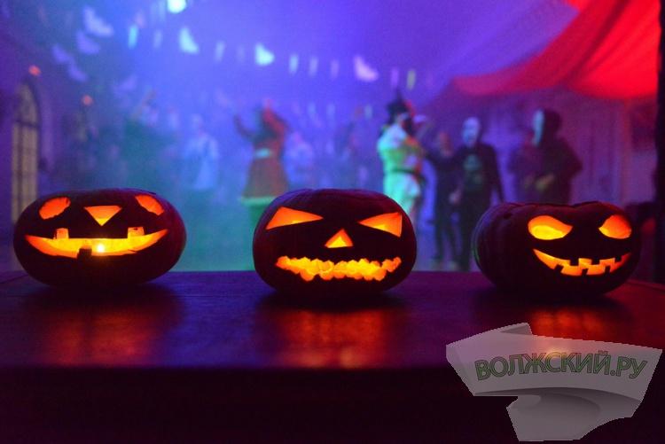 «Хэллоуин» по-волжски: большой фотоотчет