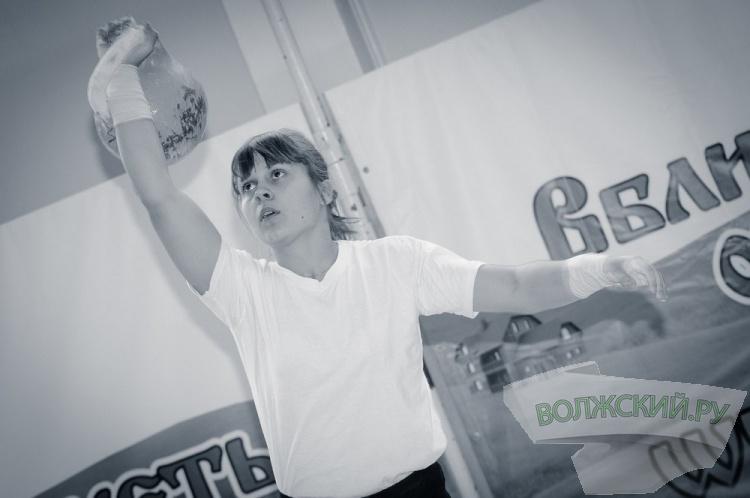 Интервью. Екатерина Доронина, мастер гиревого спорта: «Спасибо тренеру за нескончаемые нервы!»