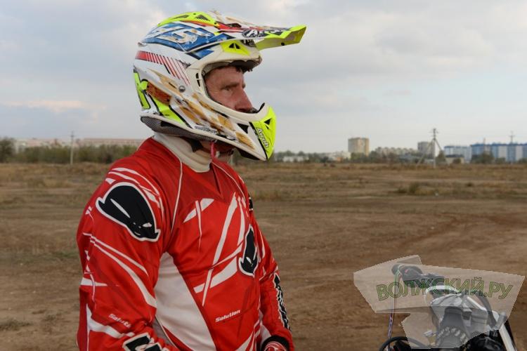 Интервью. Сергей Ефремов, многократный призер первенства России по мотоспорту: «В мотокроссе нельзя расслабляться!»