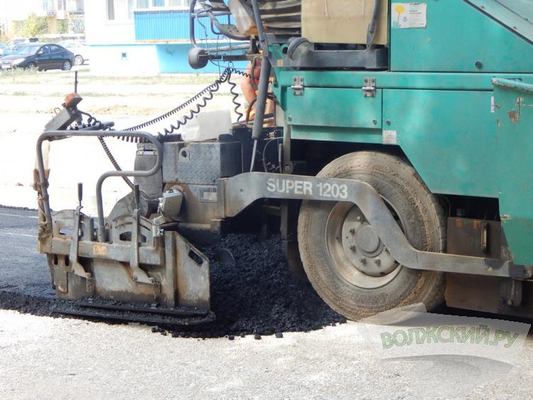 Капитальный ремонт улицы Королёва продолжается