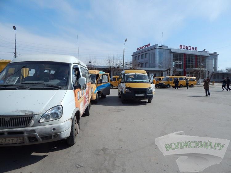 На «маршрутчиков» Волжского устроили «облаву»