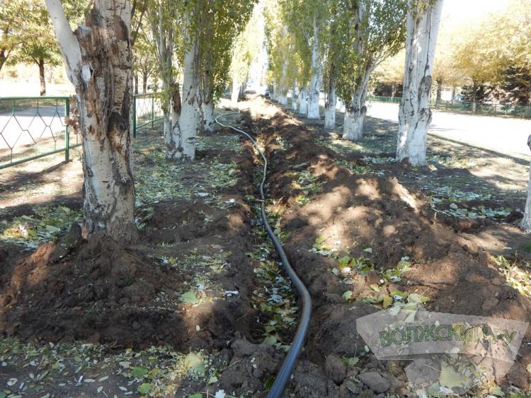 На проспекте Ленина появится новый водопровод