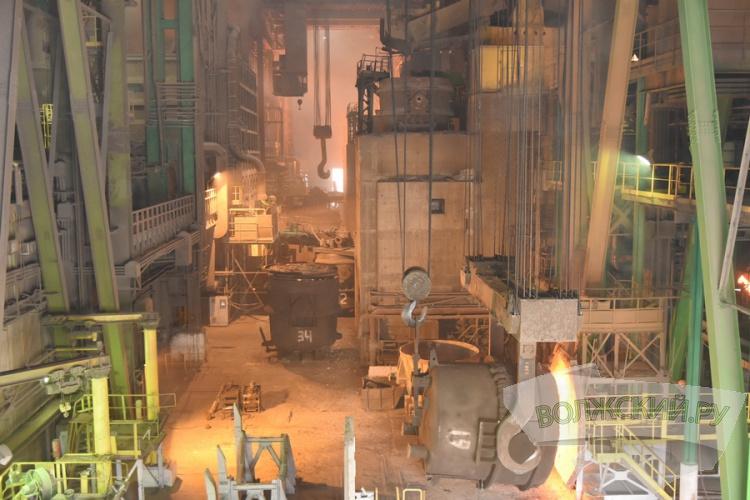На Волжском трубном заводе прошло совещание «трубников» и «газовиков» по вопросам инноваций в трубной отрасли