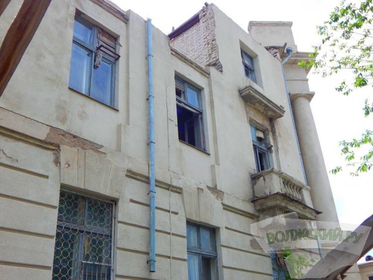 На восстановление исторического здания на въезде в Волжский нужно 80 миллионов