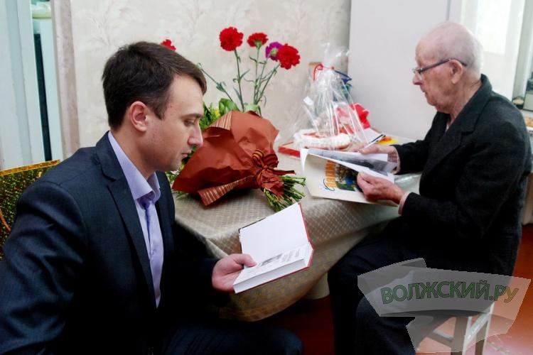 Никто не забыт,  ничто не забыто: с юбилеем Великой Победы ветеранов поздравил волжский застройщик