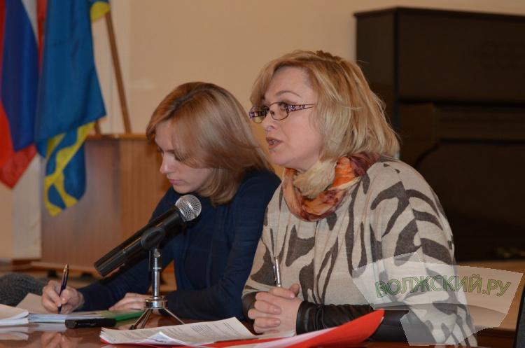 Новые правила застройки запретят рекламу на домах Волжского