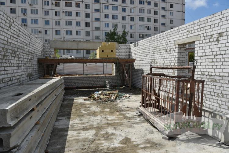 Новый детский сад в 37-м микрорайоне построят уже в декабре
