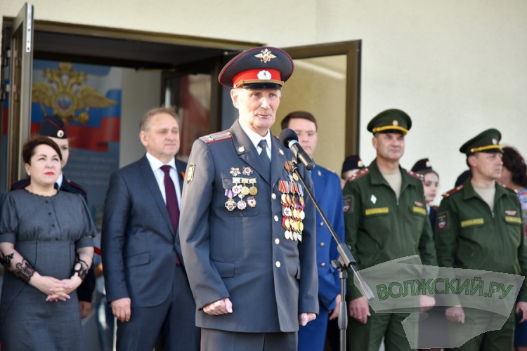 Новый «Музей памяти солдат войны и правопорядка» распахнул свои двери для волжан