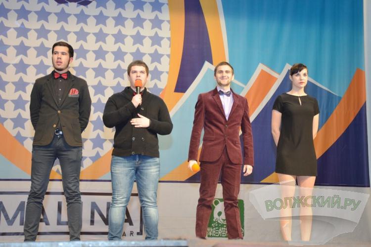 Новый сезон лиги КВН «Атмосфера» открыт! Большой фотоотчет с игры
