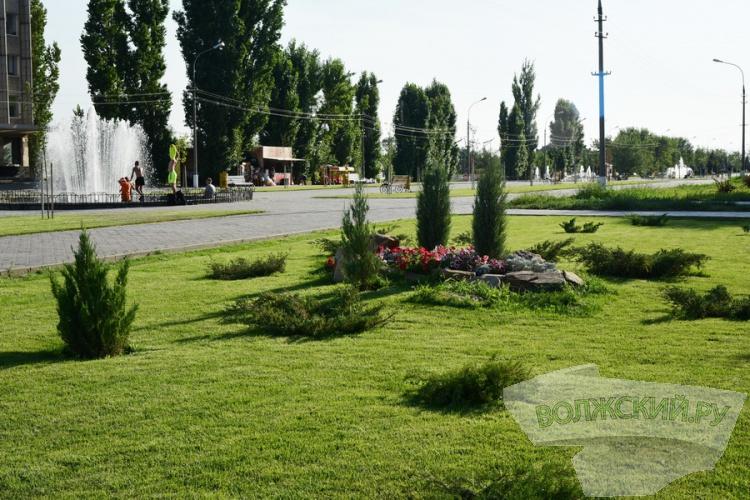 Парк «Волжский»: что изменилось за лето?