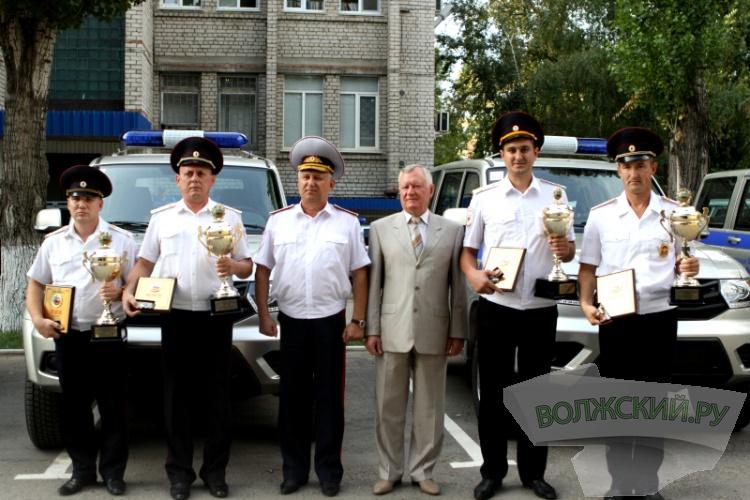 Патрульно постовая служба Волжского – лучшая в области