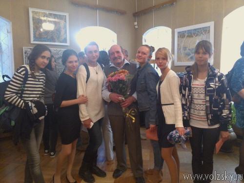 Покрашенко Михаил Иванович – художник и педагог