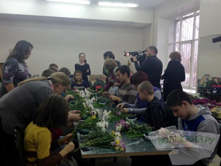 В Волжском начинает работать детский ботанический сад
