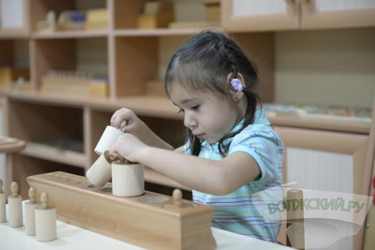 Система Монтессори: успех начинается с детства!