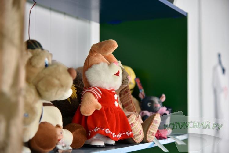 Социальная комната «Планета детства» бесплатно работает для маленьких волжан