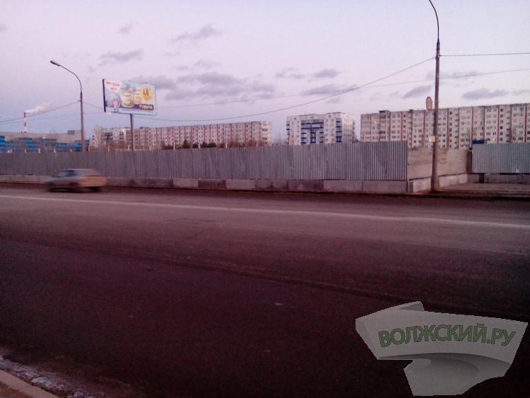 Строительство гипермаркета OBI в Волжском перешло «все границы»