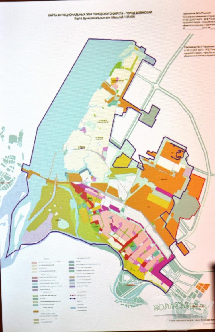 «Светлое» будущее: 200 волжан одобрили «новую версию» городского Генплана
