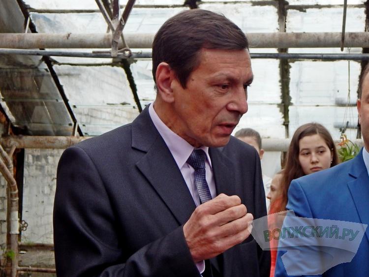 В оранжерее Волжского заработала экспозиционная теплица
