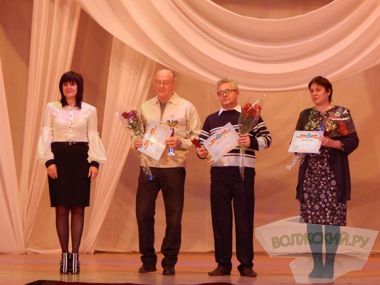 В Волжском наградили лучших спортсменов по итогам 2015 года