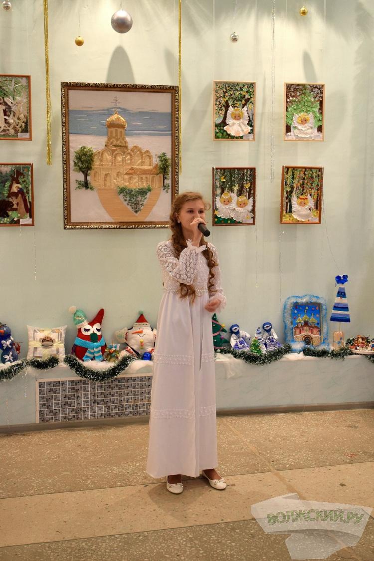 В Волжском открылась «Русь православная»
