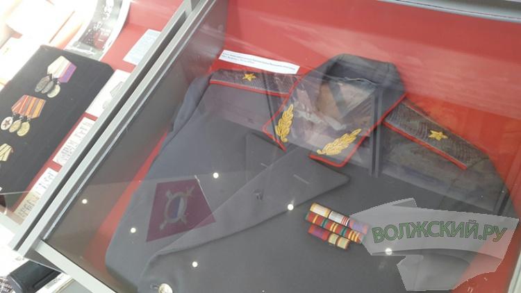 В Волжском открылся музей истории полиции