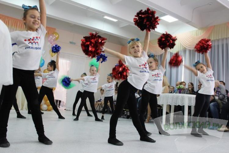 В Волжском открылся очередной детский сад