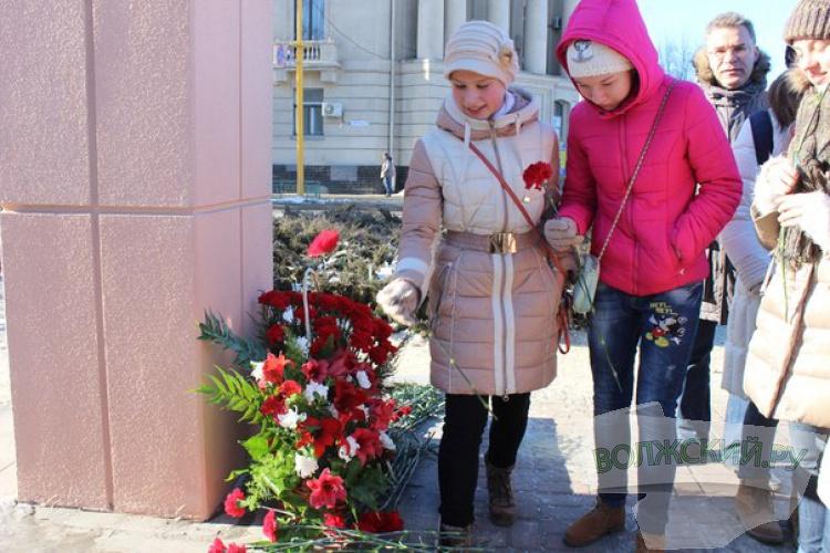 В Волжском отпраздновали юбилей отца-основателя Федора Логинова