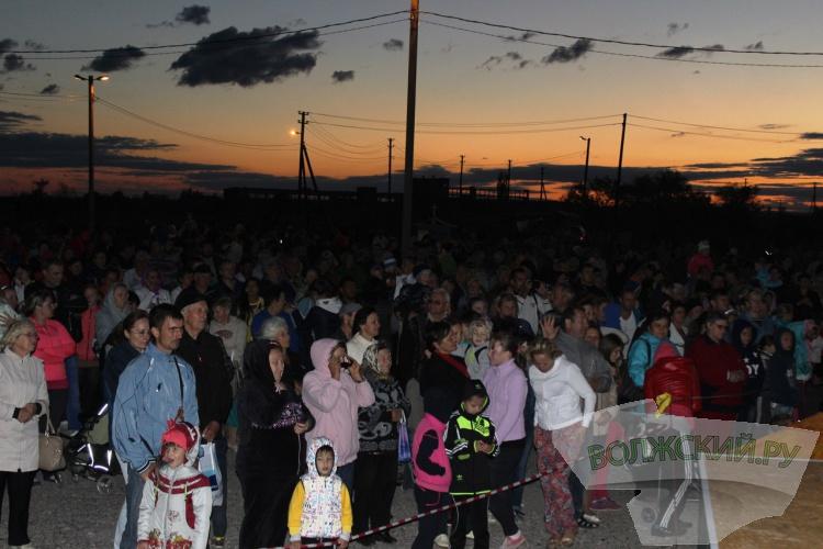 В Волжском проходит Константиновский фестиваль
