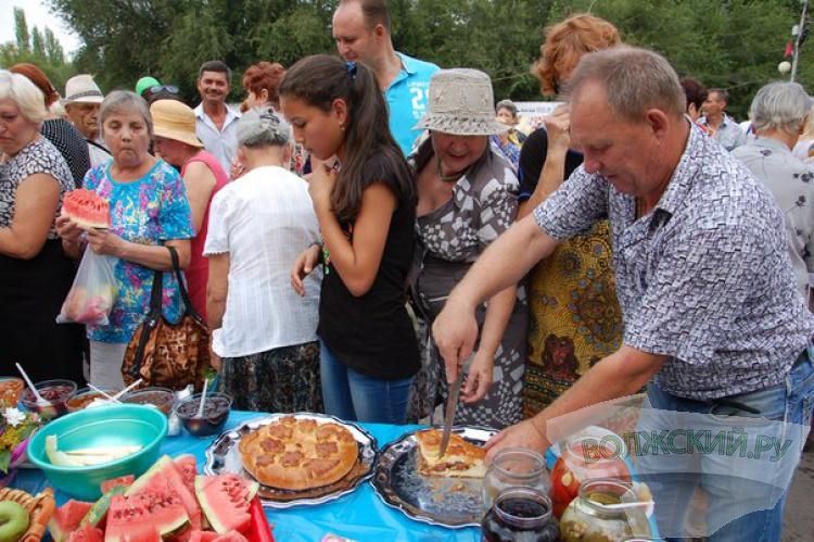 В Волжском прошёл фестиваль садоводов
