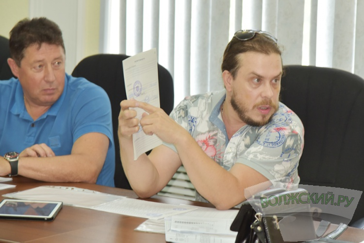 В Волжском рабочая группа по «маршруткам» распущена