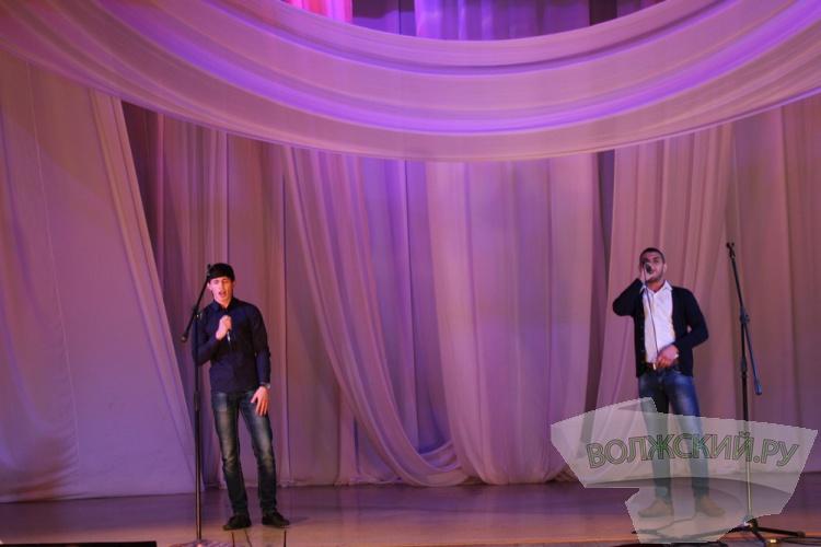 В Волжском состоялся благотворительный концерт