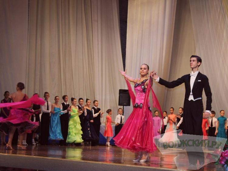 В Волжском выбирали лучших танцоров