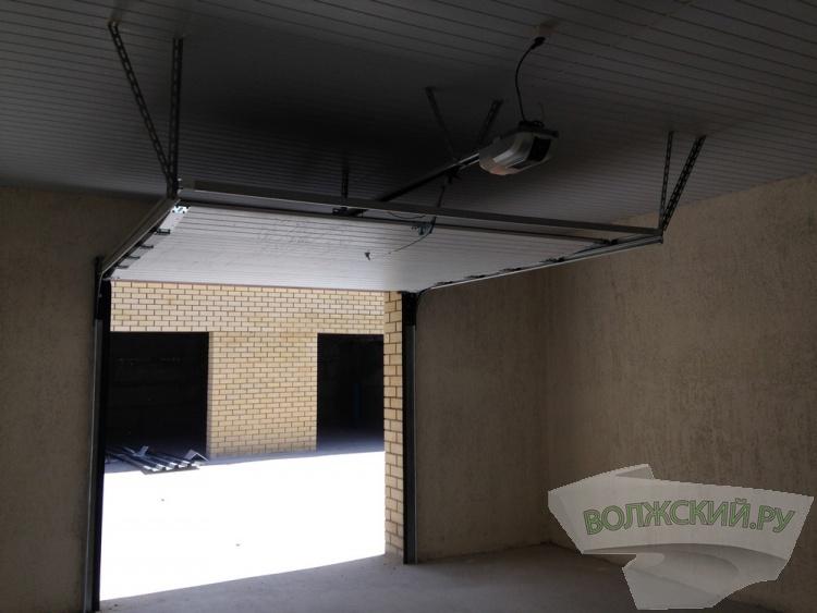 В Волжском завершено строительство современного гаражного комплекса «На Логинова»!