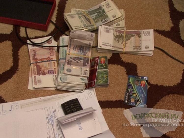 Волжане незаконно обналичили более 60 миллионов рублей