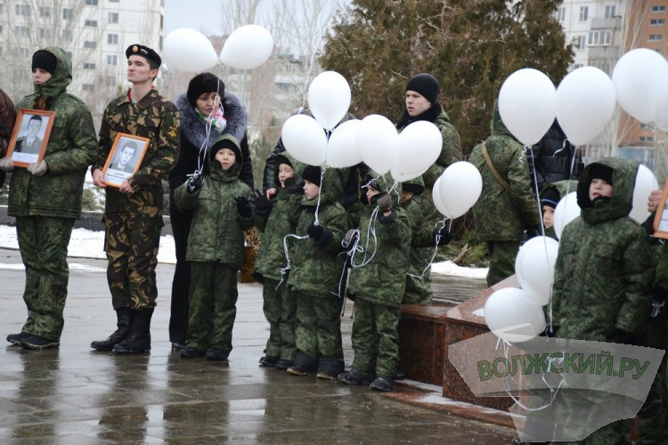 Волжане в 26-й раз почтили память воинов-афганцев