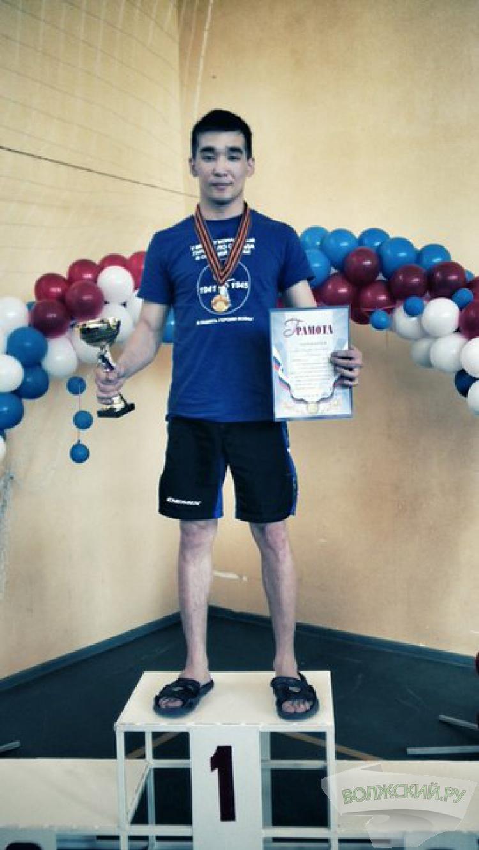 Волжанин выиграл Кубок межрегионального турнира по ушу саньда