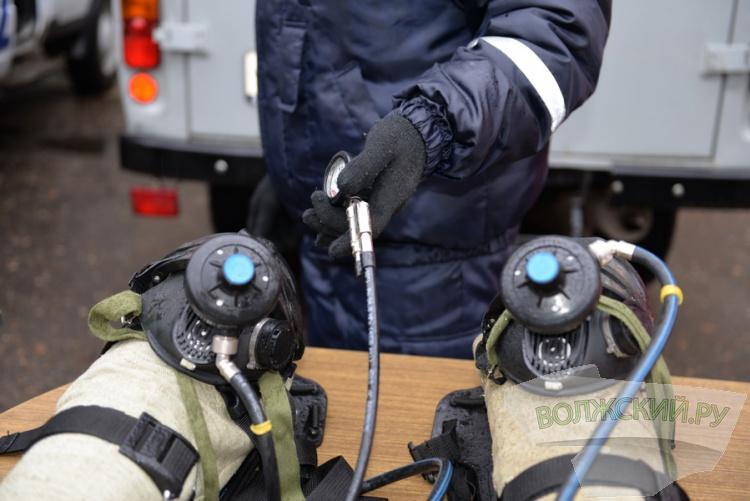 Волжские спасатели готовы к любым чрезвычайным ситуациям